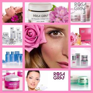 Assortiment Rosa Graf producten